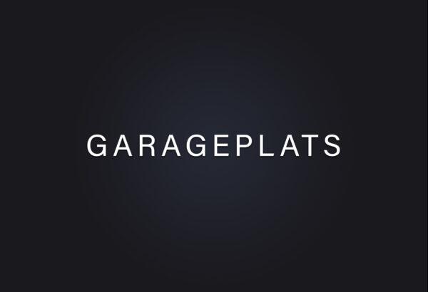 Garageplats